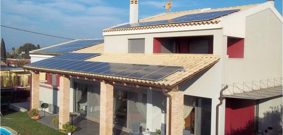 Φωτοβολταϊκά Συστήματα, για αυτοκατανάλωση με συμψηφισμό ενέργειας